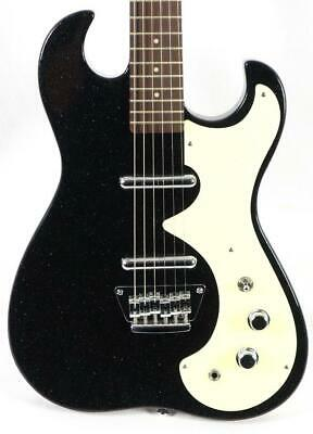 $ CDN505.13 • Buy Silvertone Classic 1449-BSB Black Silver Burst Electric Guitar