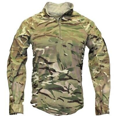 £19.99 • Buy British Army Issued Ubac Shirt Full Mtp Camouflage Body Pcs Airsoft Camo