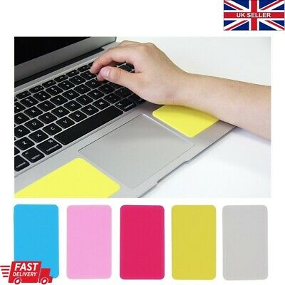 £3.99 • Buy Laptop Touch Bar Touchpad Wrist Pad Palm Rest Support Cushion Sticker Black UK