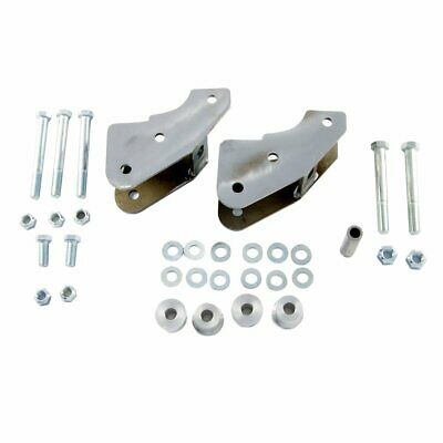 $209 • Buy NEW M.O.R.E Shackle Reversal System Front Bracket (87-95 YJ) NEW 8795-5NP