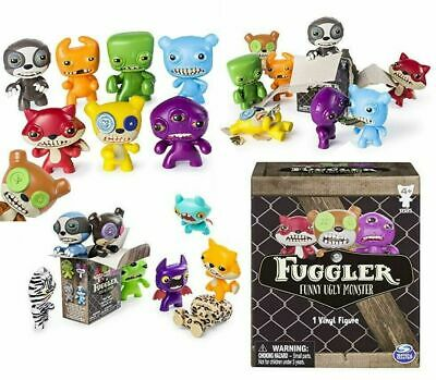 $ CDN9.42 • Buy Fugglers Funny Ugly Monsters 3-inch Tall Collectible Vinyl Figure Series 2