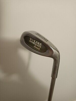 AU44.99 • Buy Brosnan Approacher V Line Chipper 35inch Good Condition Gold Club Right Handed