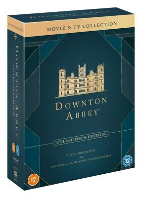 Downton Abbey Movie & TV Collection (Box Set) [DVD] BRAND NEW & UNOPENED • 19.99£