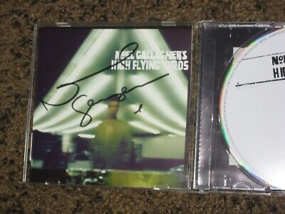 AU62.62 • Buy Oasis Noel Gallagher Signed High Flying Birds Autographed Cd