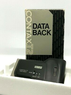 $ CDN100.24 • Buy 【Top Mint In Box】Contax T2 Data Back From Japan