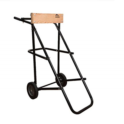 AU144.79 • Buy LEADALLWAY 315 LBS Outboard Boat Motor Stand Carrier Cart Dolly Storage Pro Duty