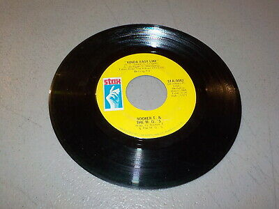 BOOKER T AND THE M.G.s   Melting Pot   RARE  Vinyl 45 RPM Record RE8139 • 3.61£