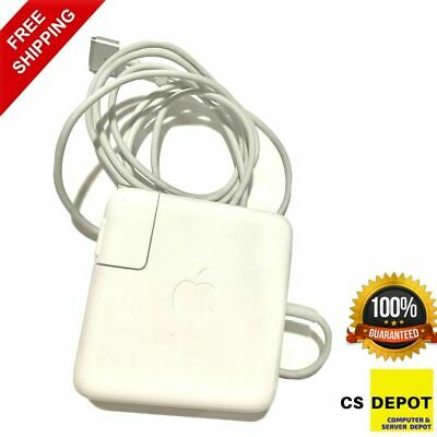 $21.99 • Buy OEM MagSafe 2 Apple Charger For MacBook Pro 13 15 2014 2015 AC Power 85W 60W 45W