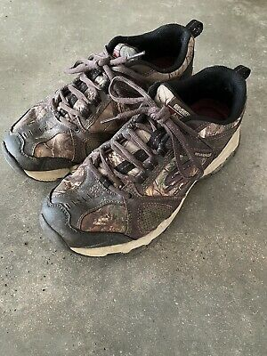 Skechers Outland 2.0 Camo Oxford Size 8 51586EWW Shoes • 20.03£