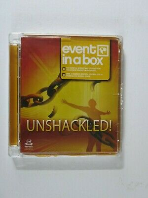 Keswick Convention: Unshackled! - 22 Talks On MP3 + CD Of Keswick Praise  • 9.95£