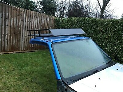 AU57.77 • Buy Suzuki Jimny Roof Rack Bases Base Mounts Brackets Custom Roof Crate Box S/S