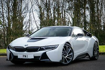 2016 BMW I8 1.5 7.1kWh Auto 4WD (s/s) 2dr • 46,490£