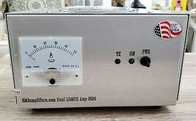 AU1937.57 • Buy 1500 Watts RMS Amplifier For 1.8 To 30 MHz HF Linear 50v LDMOS BLF188XR Ham