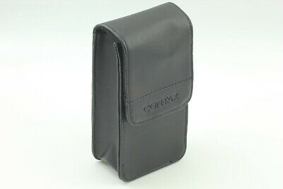 $ CDN125.64 • Buy 【UNUSED】Contax CC-88 Leather Black Camera Case For T2 T3 From Japan 566