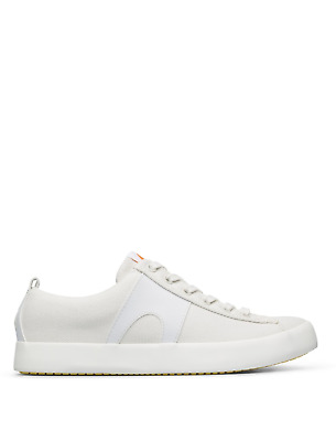 £80 • Buy Camper Imar K201207-001 Women Trainers Fabric / Cotton / Technical Fabric White