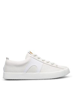 £80 • Buy Camper Imar K100704-001 Men Trainers Fabric / Cotton / Technical Fabric White