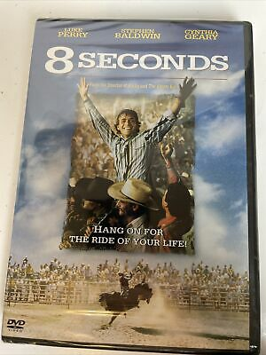 AU11.54 • Buy 8 SECONDS New Sealed DVD Luke Perry