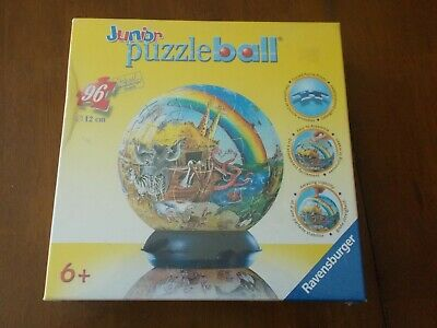 $12.99 • Buy Noah's Ark Junior Puzzle Ball 96 Pieces Ravensburger New And Sealed