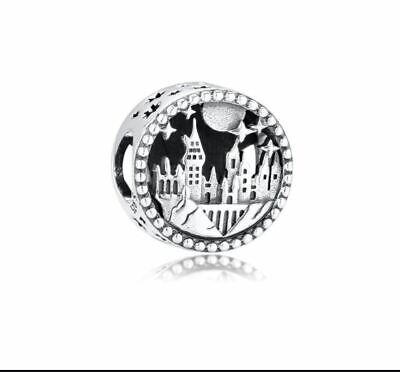 AU9.99 • Buy Hogwarts Harry Potter Charm By Secrets Of Pandora's Box