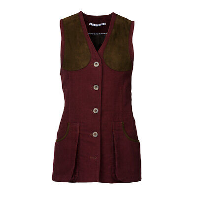 Laksen Lady Broadlands Shooting Vest Size S.  RRP £155 • 75£
