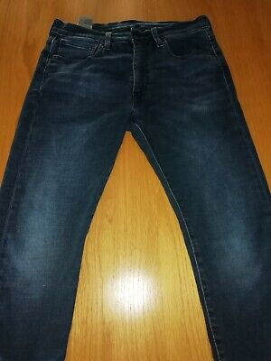MENS LEVI JEANS, W33 L32, 519s GOOD CONDITION • 12£