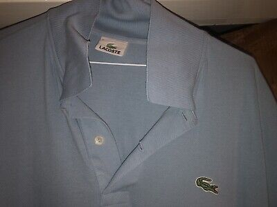 2x Mens Lacoste Polo Shirt Size 8 • 10£