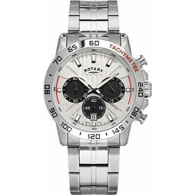 Rotary GB00051-06 Mens Exclusive Watch RRP £399 Watch. Brand New And Boxed • 26£