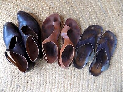 $ CDN37.97 • Buy Lot Of 3 Pairs CYDWOQ Shoes & Sandals - As Is - Sizes (2) 36.5, (1) 37