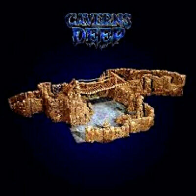 $ CDN759.54 • Buy Dwarven Forge - THE COMPLETE CAVERNS DEEP SAVAGE GORGE ENCOUNTER (OOP And NEW!!)