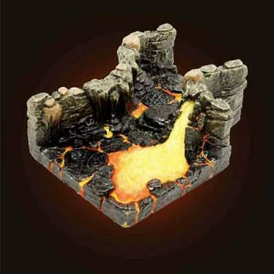 $ CDN44.25 • Buy Dwarven Forge Terrain - HELLSCAPE LAVA CAVE ENTRANCE PACK (PAINTED And SEALED!!)