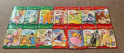 Read It Yourself With Ladybird Books Set Of 14 Books - Levels 1 & 2 • 4.99£