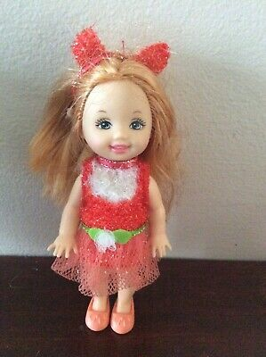 Barbie Doll Baby Sister Kelly Shelly Fox Swan Lake Clothes Dress Fashion Outfit • 15£