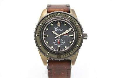 $ CDN1946.86 • Buy Squale Master Professional Divers Watch - Ltd Edition
