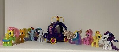 My Little Pony Miniature Figures With Carriage • 14.99£