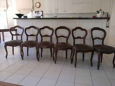 AU39 • Buy French Provincial Dining Chairs