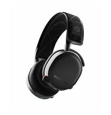 AU220 • Buy SteelSeries Arctis 7 Black Over The Ear Wireless Gaming Headset