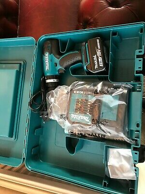 Makita  18V Cordless 3AH Battery & Charger • 110£
