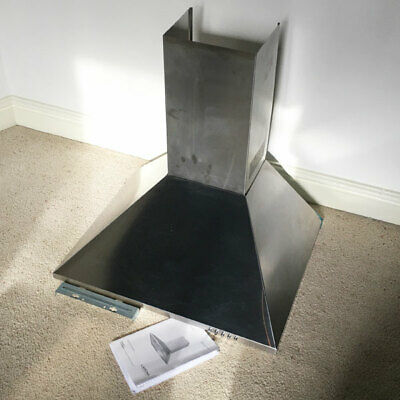 LAMONA By HOWDENS EXTRACTOR CHIMNEY HOOD MODEL LAM2410 NEW UNUSED RRP £115 • 30£