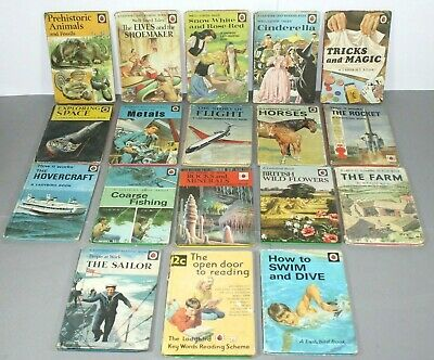 18 X Vintage Ladybird Books Bundle Job Lot (Snow White / Elves & Shoemaker +) • 23.79£