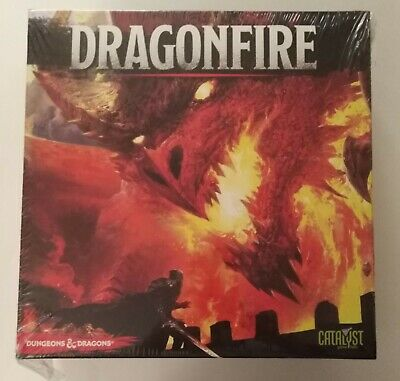 AU33.38 • Buy Dragonfire Board Game Catalyst Games Lab D&D Dungeons & Dragons