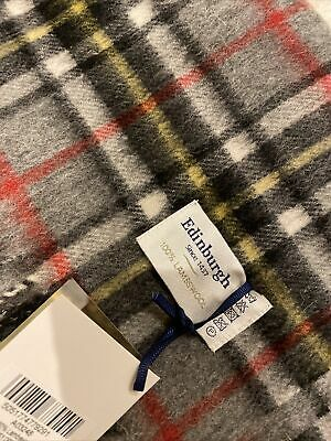 Edinburgh Lambswool Scarf • 2.70£