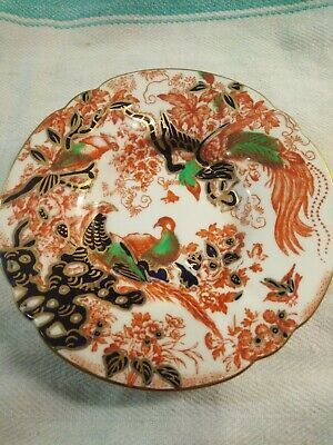 Early 19th Cent Royal Crown Derby Imari Plate • 5£