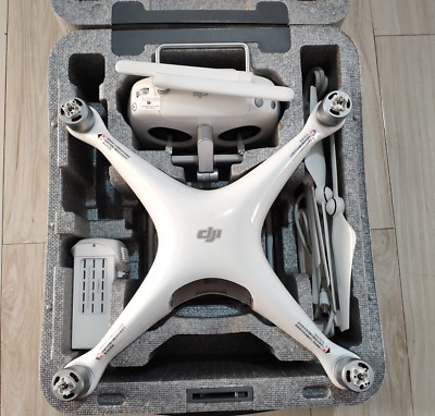 AU1912.41 • Buy DJI Phantom 4 Pro+ Plus+4K 3-Axis Gimbal Camera Drone Quadcopter With Tablet