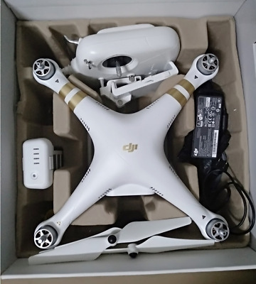 AU625.56 • Buy DJI Phantom 3 SE 4K 3-Axis Gimbal Camera Drone Quadcopter