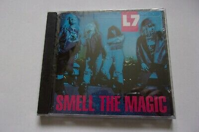 L7 - Smell The Magic ; Very Rare CD ; New & Sealed • 51.99£