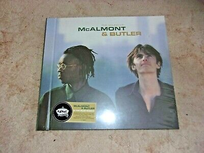 The Sound Of McAlmont And Butler ; Deluxe Box ; 2-CD + DVD + LP  ; New Sealed • 78.99£