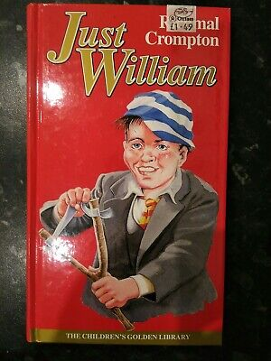 Just William By Richmal Crompton • 0.99£