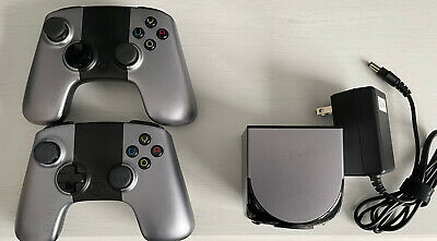 $50 • Buy OUYA Console, 2 Controllers And Power Cable - Used, Tested, Clean