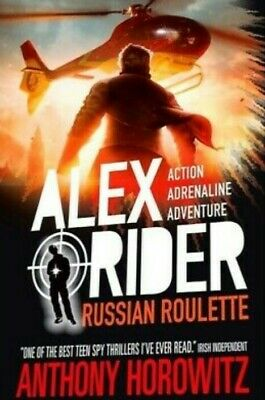 Russian Roulette (Alex Rider 10) By Anthony Horowitz (Paperback, 2015) • 4.99£