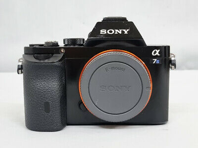 AU1004.56 • Buy # Sony Alpha A7S 12.2 MP Digital SLR Camera - Black  23900 Cut  S/N 4970212